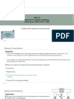Lecture 12-14 MET212