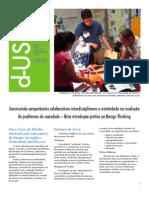 Laboratório de Design, Inovaçao e Criatividade - Curso de Difusão
