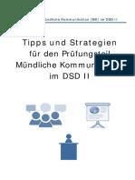 Tipps und Strategien für MK im DSD II