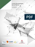 ETUDE Impact SocioEconomique Des Mathématiques en France