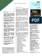 DSE557-Data-Sheet