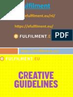 Global Fulfillment for International eCommerce -Efulfilment