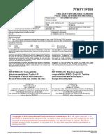 IEC-61000-4-5-电磁兼容-浪涌抗扰测试