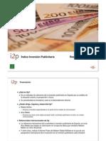 I2P 2010 Inversion publicidad España 2010, por Arcemedia