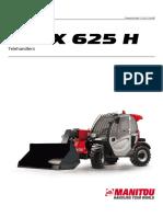 MT-X 625_ Telehandlers