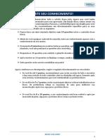 Pacote Mini Simulados Estatistica Ivanir Grings