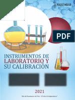 Grupo 1 - Instrumentos de Laboratorio y Calibración