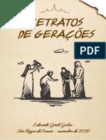 LIVRO RETRATOS DE GERAÇÕES