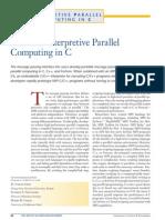 Interpretive Parallel