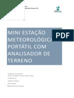 Mini estação meteorologica e de analise do terreno rev01