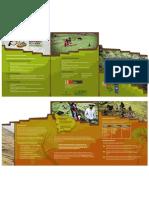 Manejo Sostenible de la Tierra - Apurimac - Tríptico Informativo - Enero 2011