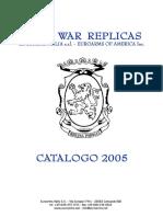 Catalogo 2005 Completo Euroarms