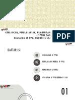 Kebijakan JF PPBJ, Penilaian AK Dan Kegiatan JF PPBJ Berbasis SKJ Pemprov Lampung 28.01.21