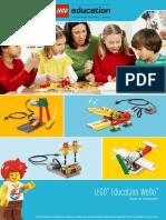 Guide Enseignant LEGO Education WeDo FR