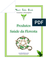 Produtos saúde da floresta Moacir biondo
