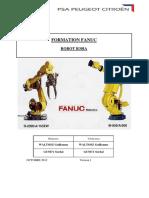 Formation Fanuc Robot r30ia