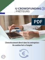 Le Guide Du Crowdfunding Pour Les Preteurs