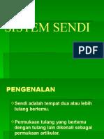 SISTEM SENDI