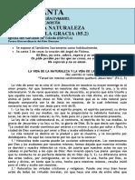 La Vida Natural, La Vida de La Gracia. (87)Hora Santa Con San Pedro Julián Eymard