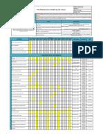 Cronograma PVE Conservacion Visual