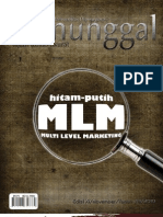 Majalah Manunggal Multi Level Marketing