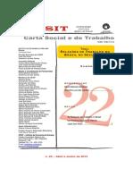 Carta Social e do Trabalho 22