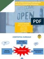 Contabilitate Covid 19 - 16.11.2020