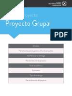 Plan de Dirección de Proyecto