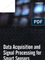 Data Acquisition And siginal processing for smart sensors