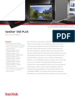 Data Sheet Ssd Plus Sata III Ssd