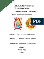 Niif 8 Segmentos de Operacion