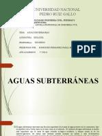 Geologia Aguas Subterraneas