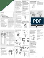 Manual Aire Acondicionado Portatil