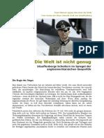 Eggert, Wolfgang - Die Welt ist nicht genug - Stauffenbergs Scheitern im Spiegel der angloamerikanischen Geopolitik (2004, Netz)