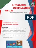 Clase Modelo Despilfarro Fiscal