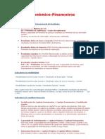 GESTAO  FINANCEIRA - rácios financeiros