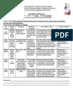 Planificación Semanal Docente de Aula Del 1 Al 5 de Febrero