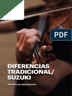 Diferencias tradicional