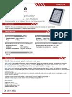 Manual Teclado Asekuro T568CTL W