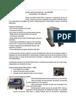Catálogo do Lubrificador de trilhos