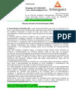 7º e 8º SEMESTRE CCO 2021 - a Farmacêutica ImunoVita S A