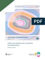 IPI manufacturero dic2020