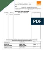 SSTMA-PRO-CTEL-0013 Inspección y Aprobación de Equipos