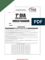 Investigador 1 Dia