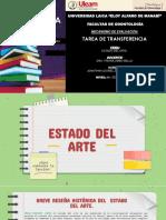 TAREA DEL ESTADO DEL ARTE- TEORIAS - JONATHNA-2021....