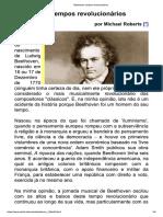 Beethoven_ tempos revolucionários