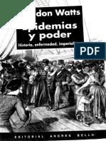 Epidemias y poder capitulo 5