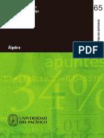 Ricardo Siu & Carlos Andaluz - Álgebra