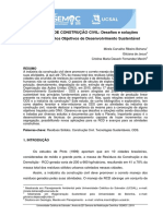 Resíduos de construção civil_ desafios e soluções propostos pelos objetivos de desenvolvimento sustentável
