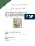 componente aromatico